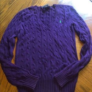 Ralph Lauren small sweater great shape